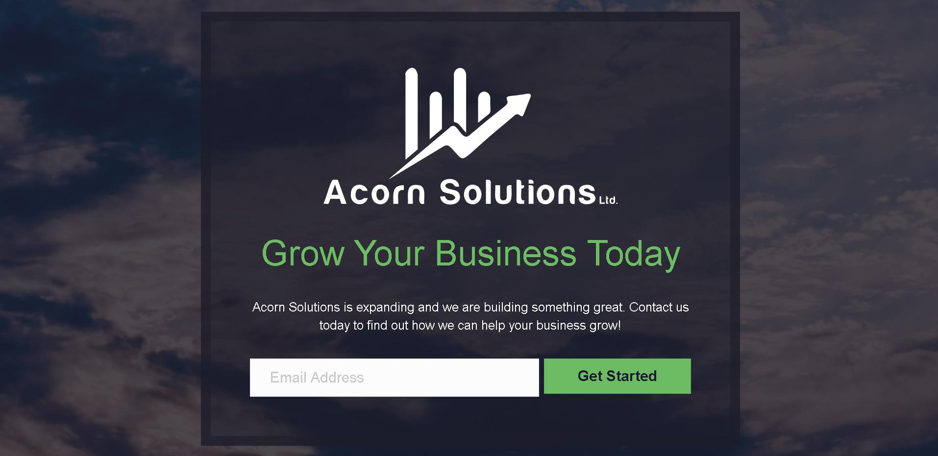 Acorn Solutins