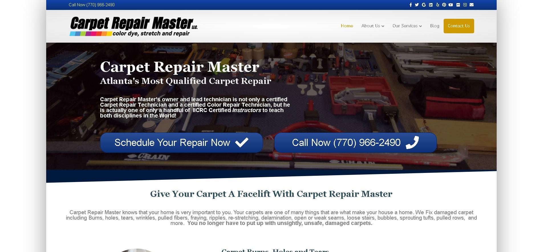 Carper Repair Master